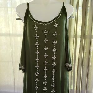 Romeo+Juliet Couture Beach Dress. Size S